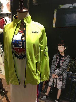Kappa Green Jacket