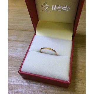 玫瑰金 1.6cm 1.4cm 不鏽鋼 鈦鋼 戒指 鋼戒 尾戒 全新 女用