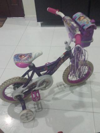 🚚 Sofia The First Bicycle