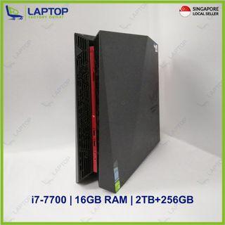ASUS ROG G20CI (i7-7/16GB/2TB+256GB) [Premium Preowned]WNTY