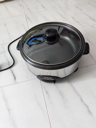 🚚 Cornell multi-purpose cooker