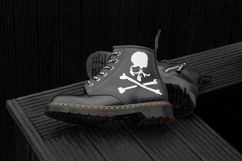 🚚 END. X MASTERMIND WORLD X DR. MARTENS 101 MASTERMIND 聯名 馬汀鞋