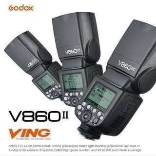 Godox VIn 860 Mark II - all models available