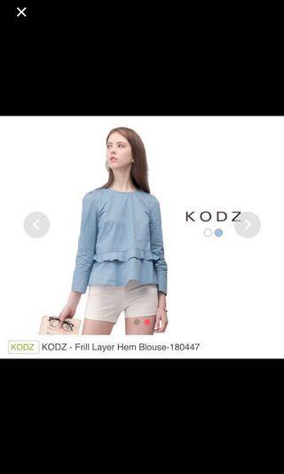 🚚 Blouse fr Kodz ( With free normal postage delivery)