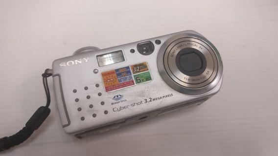 Sony cuber shot DSC-P5