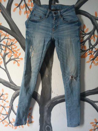 FreeOngkir| Jeans Wanita