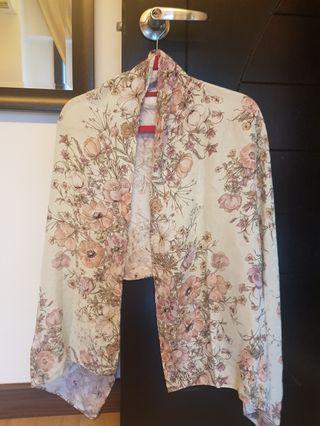 100% premium Silk shawl