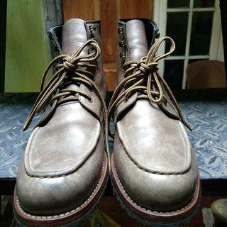 sepatu boots fionn baxter bukan dr martens timberland