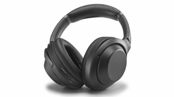 Sony wh-1000xm3 black anc bluetooth headphones