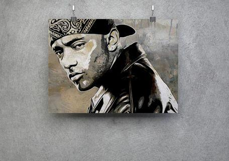 Prodigy from Mobb Deep - High quality print