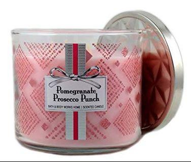 🚚 BN Bath & Body Works Pomegranate Prosecco Punch (411g)