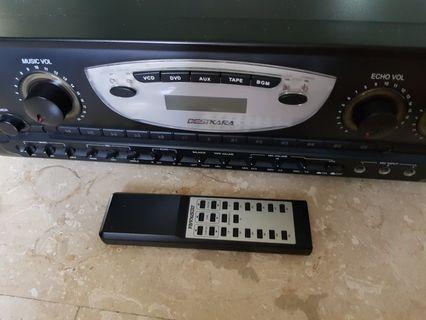 BestKara Karaoke Amplifier LA-5566
