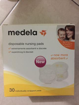 Disposable nursing pads (isi 28)
