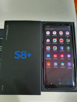 Samsung S8 Plus S8+ Orchid Gray