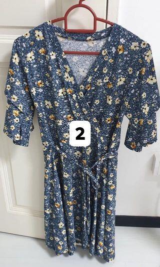 🚚 Preloved Kimono Dress