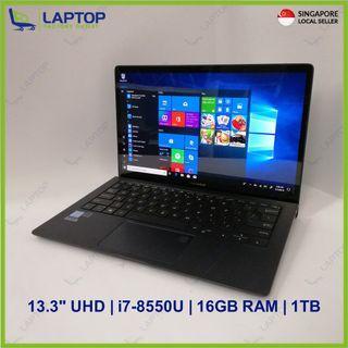 ASUS ZenBook S UX391UA (i7-8/16GB/1TB/TouchScreen) [Premium Preowned]WNTY