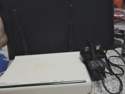 強信號 Wifi Router 單/雙天線