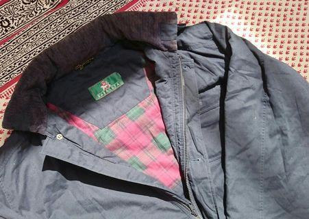 Vintage Jacket Baracuta Parka Casual
