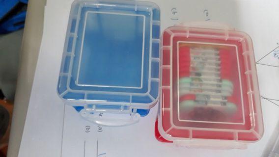 🚚 Tretta Storage Box