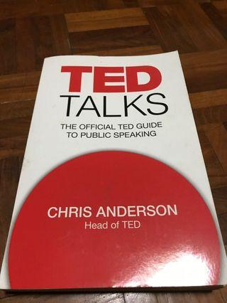 🚚 Ted Talks by Chris Anderson