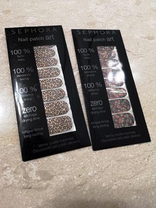 Sephora Nail Foils