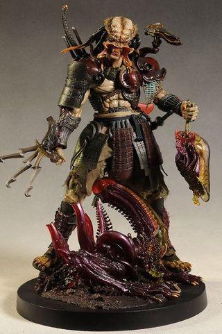 Hot Toys Samurai Predator (MIB)