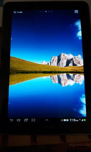 Samsung Tablet 7.7 with sim slot