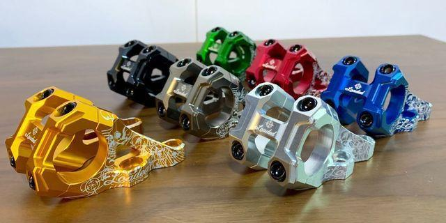 """Bicycle direct mount stem """"Loaded"""" AmX"""