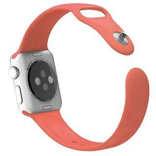Apple Watch 38mm Strap in Red