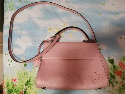 Louis Vuitton purse (pink)