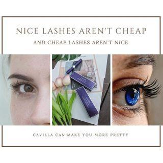 [Ready Stock] Cavilla Eyelash Serum 睫毛增长液