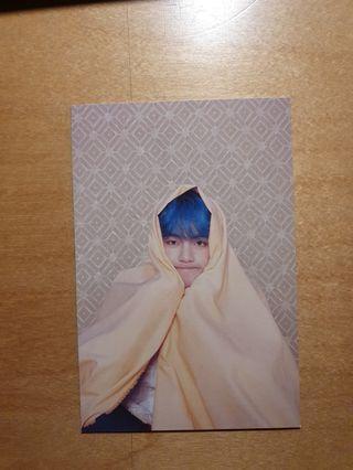 WTS Tae postcard