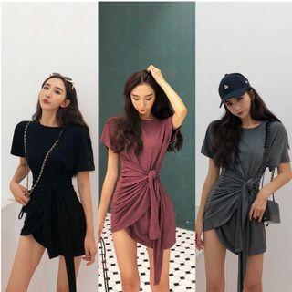 Korean Style Dress (In Stock)
