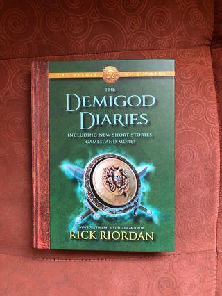 Percy Jackson - Demigod Diaries