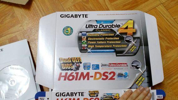 gigabyte h61m - View all gigabyte h61m ads in Carousell Hong