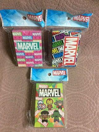Marvel正品playing card