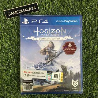 [NEW] PS4 HORIZON ZERO DAWN COMPLETE EDITION R3 - ACCEPT TRADE-IN   NEW PS4 GAMES (GAMEZMALAYA)