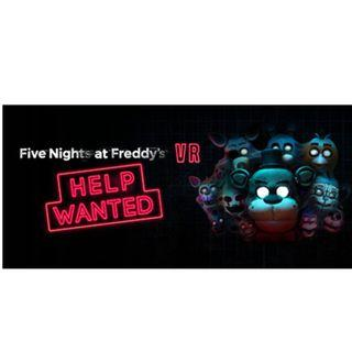 🚛 FIVE NIGHTS AT FREDDY'S VR: HELP WANTED [PC] 🚚