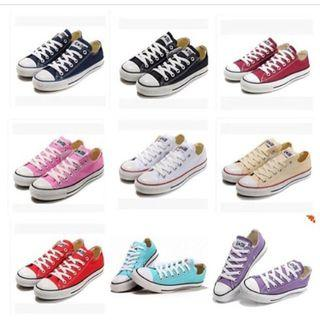 Converse Inspired Sneakers (IN STOCKS)
