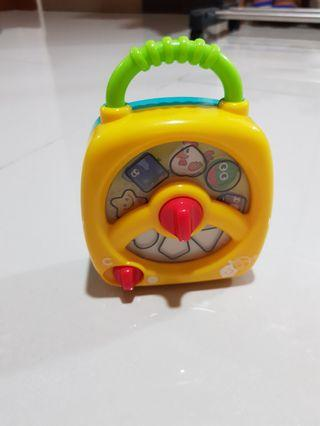 Toy music box
