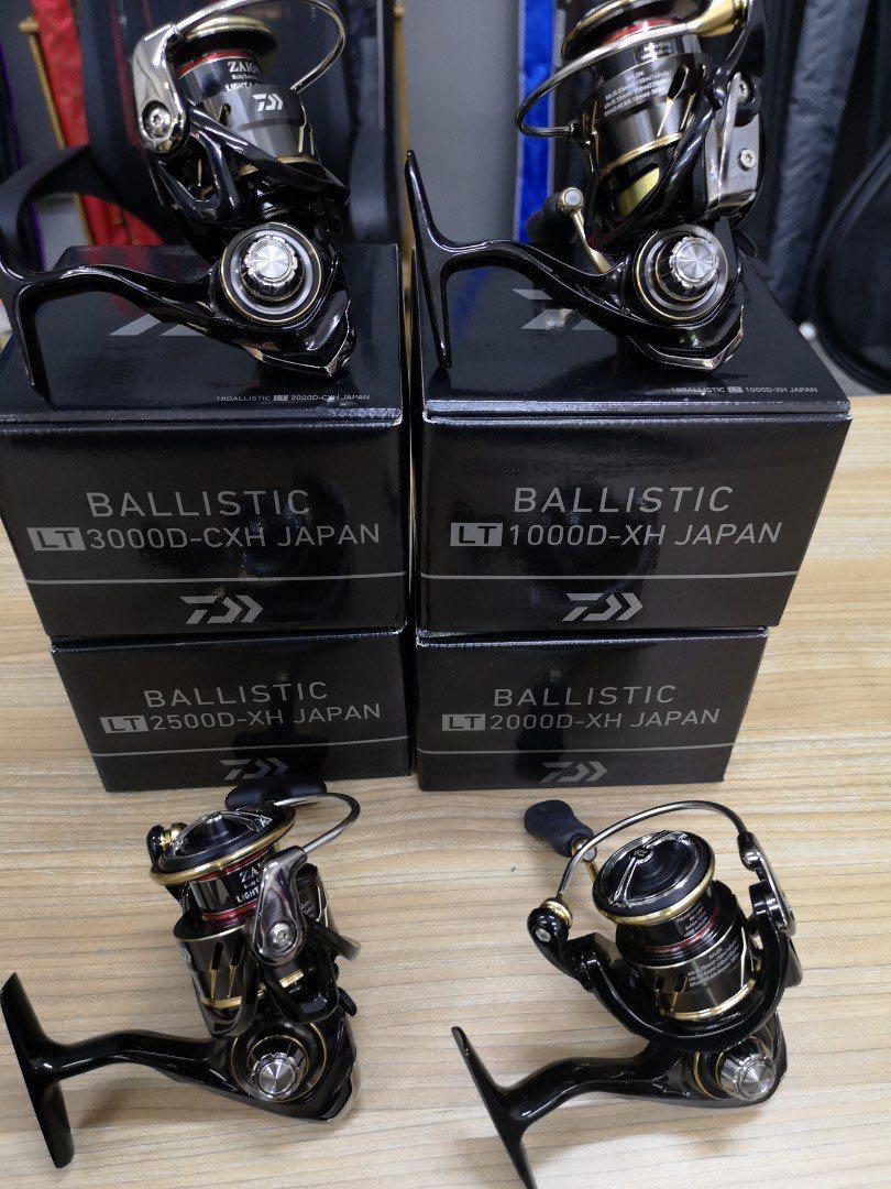 30f8f4e3035 2018 New Model Daiwa Ballistic LT (Made in Japan 🇯🇵), Sports ...