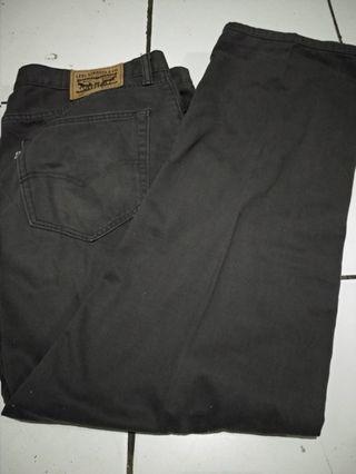 Celana Panjang Pria Levis 505 original warna dark grey