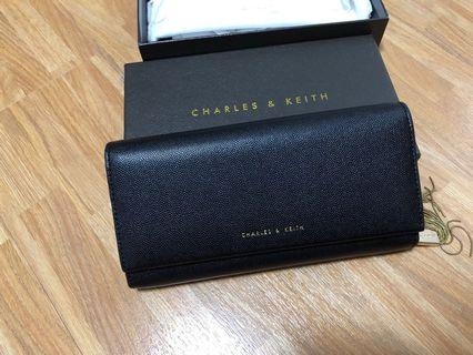 🚚 CHARLES&KEITH 小CK長夾