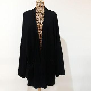 Black Cardigan Zara Jual Murah