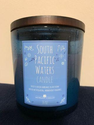 🚚 BN Morgan Childs South Pacific Waters Candle (16oz)