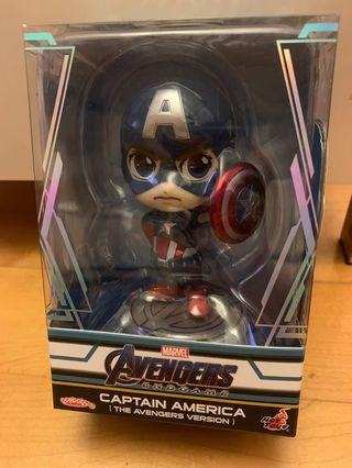 Hottoys cosbaby captain America avengers ver not Thor black widow Loki thanos Ironman mark 50 85