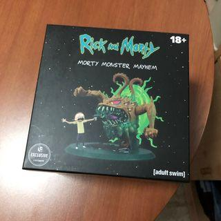 Rick And Morty Figure Morty Monster Mayhem Loot Crate Exclusive