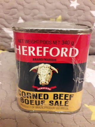 HEREFORD CORNED BEEF MEAT (BRAZIL)