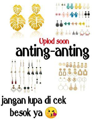 Upload soon Anting""