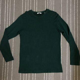 Uniqlo Soft Touch Long Sleeve T-Shirt